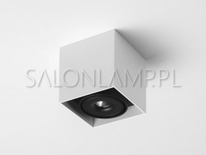 Tweet NT 50.1 mini.LED AC230 – 85x85mm – Lampa Natynkowa