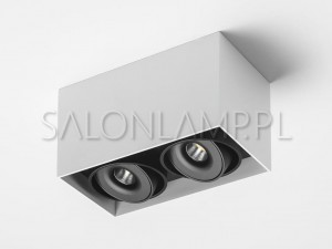 Tweet NT 50.2 mini.LED AC230 – 156x85mm – Lampa Natynkowa