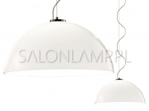 Dress SPG White – 540x250x1200mm – Lampa Wisząca